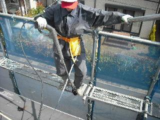 高圧洗浄作業_f0031037_21335859.jpg