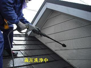 高圧洗浄作業_f0031037_2134413.jpg