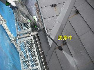 高圧洗浄作業_f0031037_21354093.jpg
