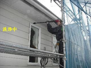 高圧洗浄作業_f0031037_21361529.jpg