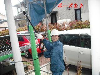 高圧洗浄作業_f0031037_21463665.jpg