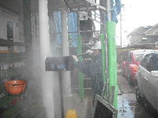 高圧洗浄作業_f0031037_2147252.jpg
