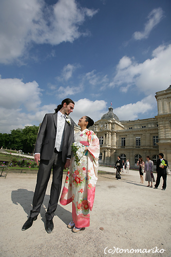 パリでお着物さんぽ_c0024345_749264.jpg