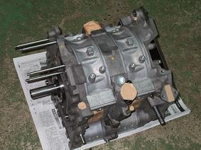 REエンジン組み付け ①_b0138552_233213.jpg