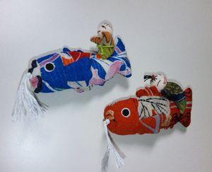 鯉のぼり♪_e0143294_11272720.jpg