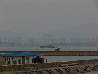 中国出張2009年04月-第三日目-桜島の噴火は見えず?_c0153302_7124193.jpg
