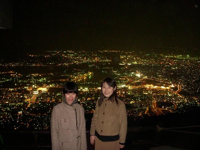 皿倉山の夜景_d0116009_1522949.jpg