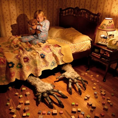ベッドの下には青春が詰まってる。_a0037910_17221980.jpg