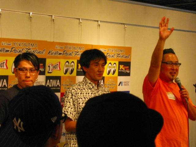 YOKOHAMA KUSTOM PAINT FESTIVAL(PANEL JAM編)_a0095515_21522848.jpg