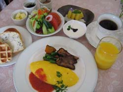 朝食&春のご飯_f0146620_12562664.jpg