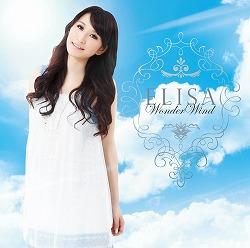 テレビアニメ「ハヤテのごとく!!!」OPを歌う、ELISA『Wonder Wind』5月20日発売!_e0025035_16493418.jpg