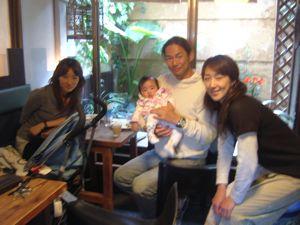 ☆なっちゃん☆familyご来店_e0153039_22385866.jpg