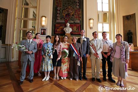 笑顔いっぱいフランスの結婚式_c0024345_1125559.jpg