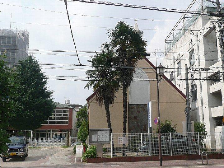 日本聖公会中部教区 名古屋聖マルコ教会_c0112559_9535242.jpg