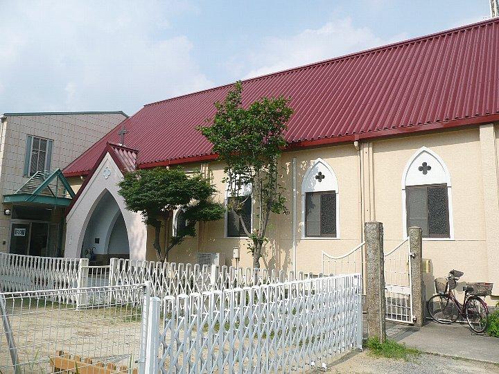 日本聖公会中部教区 名古屋聖マルコ教会_c0112559_9563060.jpg