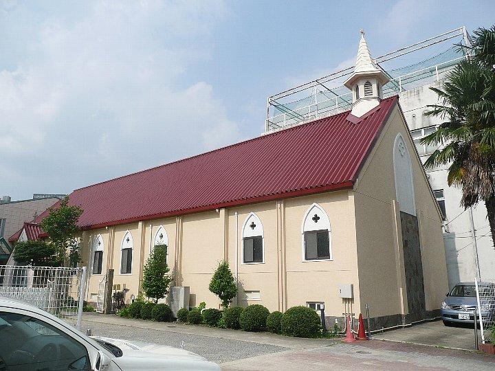 日本聖公会中部教区 名古屋聖マルコ教会_c0112559_9571660.jpg