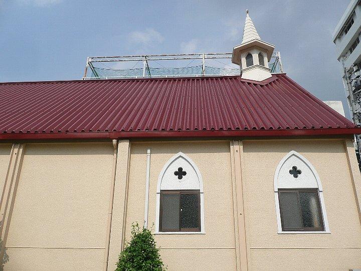 日本聖公会中部教区 名古屋聖マルコ教会_c0112559_9573189.jpg