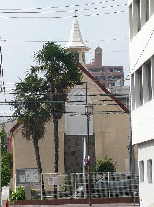 日本聖公会中部教区 名古屋聖マルコ教会_c0112559_9582326.jpg