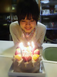 Aki\'s Birthday_a0115906_16121940.jpg