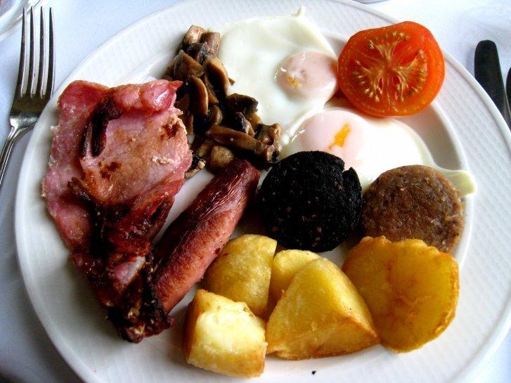 アイルランド編(34):ホテルの朝食(08.8)_c0051620_612408.jpg