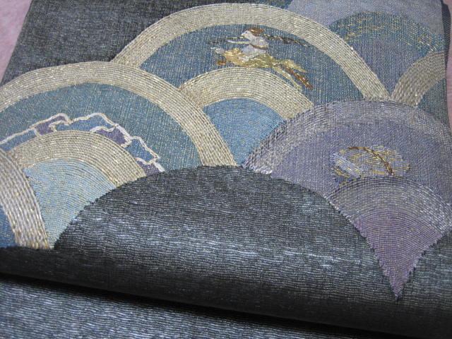 浦島太郎の手織りの帯・今日のコーディネイト。_f0181251_17194857.jpg