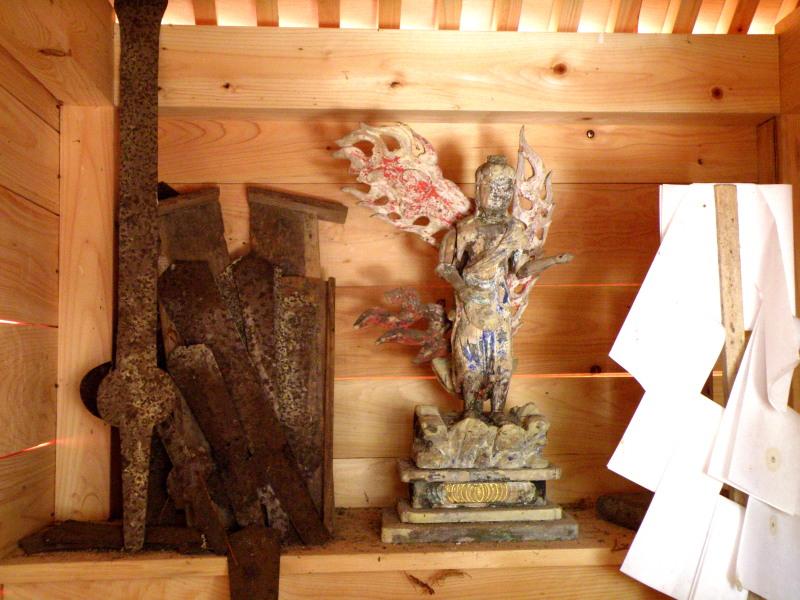 遠野不思議 第六百四十三話「白滝神社(附馬牛)」_f0075075_16492786.jpg