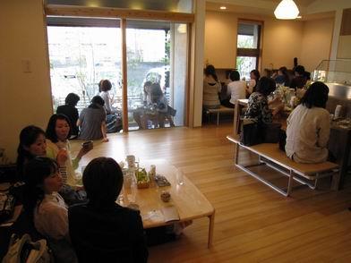ついにオープン!DAZAIFU CAFE PROJECT!!その2_f0048597_7401727.jpg