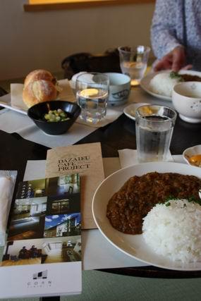 ついにオープン!DAZAIFU CAFE PROJECT!!その2_f0048597_7402479.jpg
