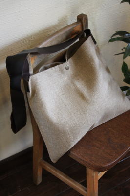 linen wear/bag (fog linen work)_c0118809_1115733.jpg