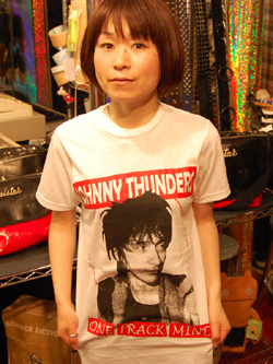 ウギャーーー!! 夏いぜ、コノヤロー!! 最高級Tシャツでドーン!!_f0004730_13461565.jpg