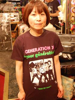 ウギャーーー!! 夏いぜ、コノヤロー!! 最高級Tシャツでドーン!!_f0004730_13463159.jpg