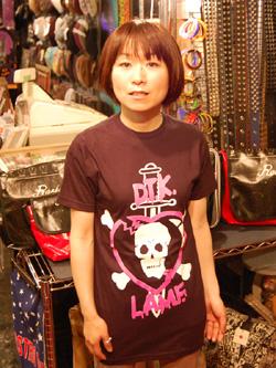 ウギャーーー!! 夏いぜ、コノヤロー!! 最高級Tシャツでドーン!!_f0004730_134681.jpg