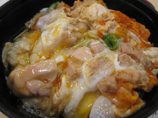 鳥つね自然洞の「上親子丼」¥1,365@西武池袋本店_b0042308_23294328.jpg