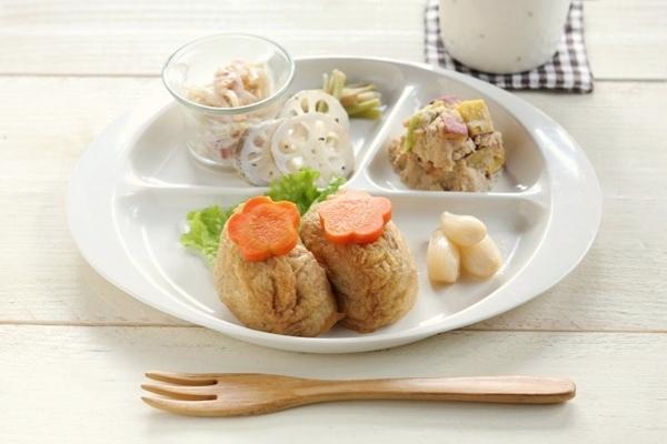 出汁も寿司酢も一緒に♪  THE☆「いなり寿司」!!_f0176108_159342.jpg