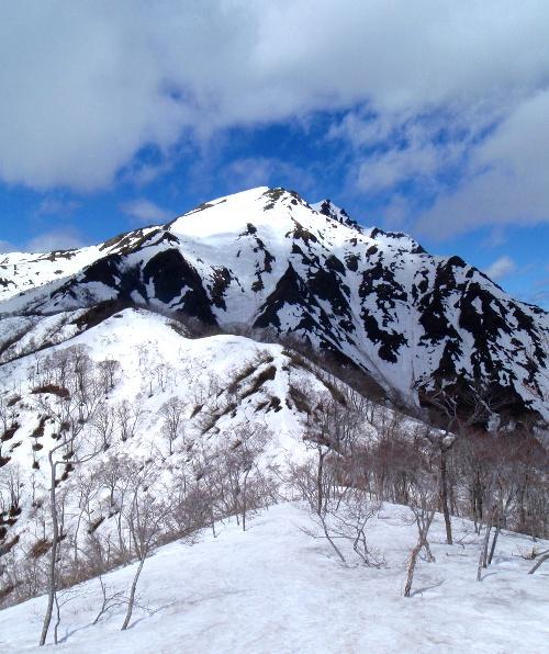 春の谷川岳(天神尾根)_c0177814_18363357.jpg