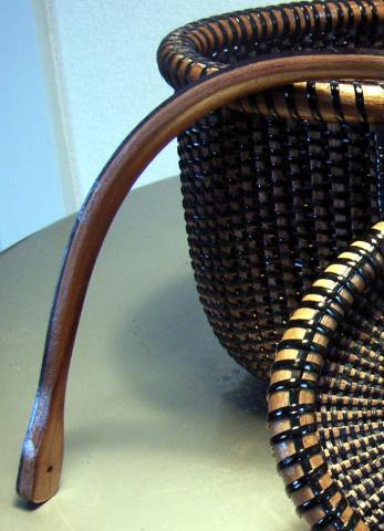 All Black Basket 総仕上げ_f0197215_825282.jpg