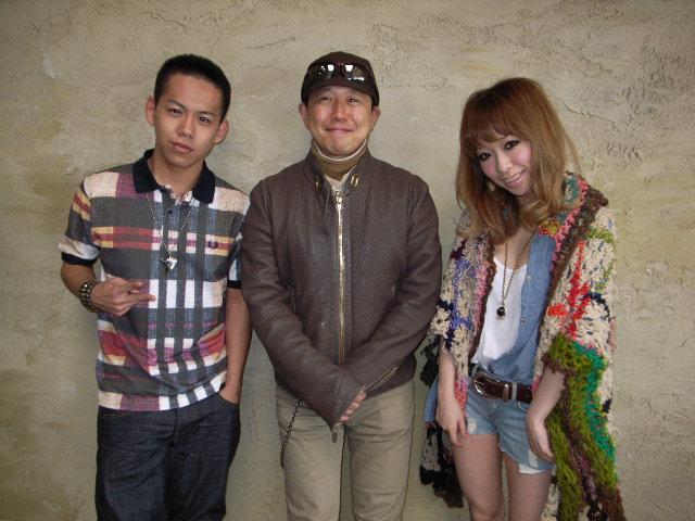 加藤ミリヤさん&清水翔太さん取材しました!_f0120018_14364948.jpg