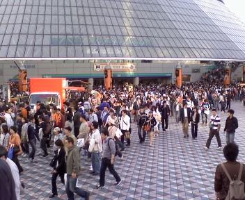 東京ドーム@野球観戦_a0019032_1225028.jpg