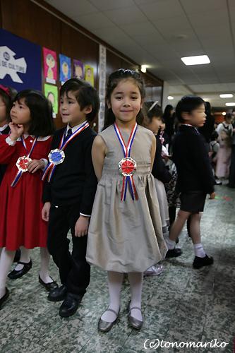 パリの幼稚園の卒園式_c0024345_1635572.jpg