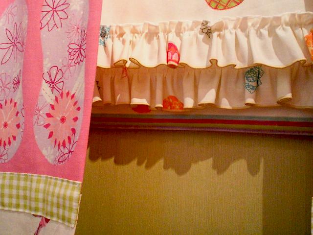 子供部屋のカーテンを考えました!『ハーレクイン』_c0157866_1745334.jpg