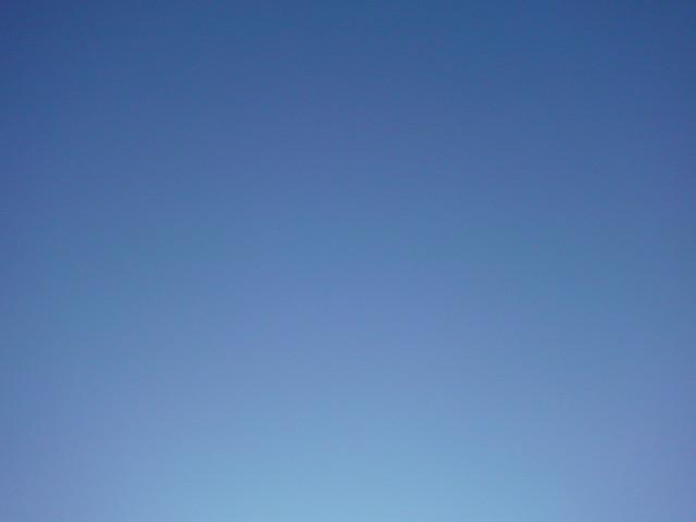 「良い天気♪青空~♪」_e0051174_6574649.jpg