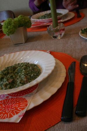 料理教室―イタリアン(ミラノ風カツレツなど)_f0141419_6495065.jpg