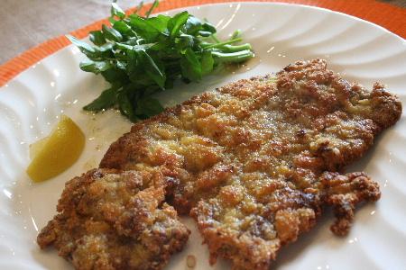 料理教室―イタリアン(ミラノ風カツレツなど)_f0141419_6524814.jpg