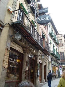(番外編)Segovia散策&白雪姫のお城・後半っの巻_e0120938_17354541.jpg