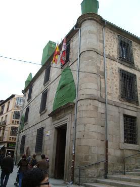 (番外編)Segovia散策&白雪姫のお城・後半っの巻_e0120938_17423254.jpg