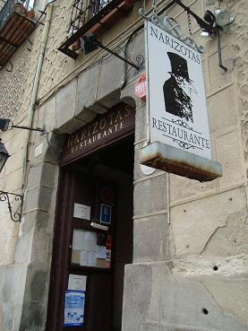(番外編)Segovia散策&白雪姫のお城・後半っの巻_e0120938_1742476.jpg