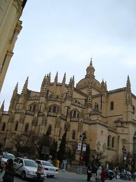 (番外編)Segovia散策&白雪姫のお城・後半っの巻_e0120938_1744311.jpg