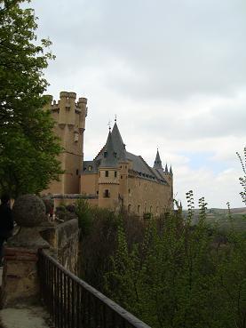 (番外編)Segovia散策&白雪姫のお城・後半っの巻_e0120938_17474952.jpg