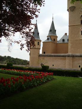 (番外編)Segovia散策&白雪姫のお城・後半っの巻_e0120938_17484869.jpg