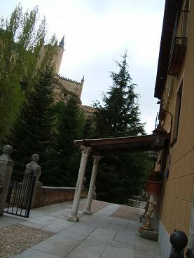 (番外編)Segovia散策&白雪姫のお城・後半っの巻_e0120938_17545937.jpg